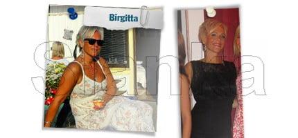 Före och efter Slanka, Birgitta