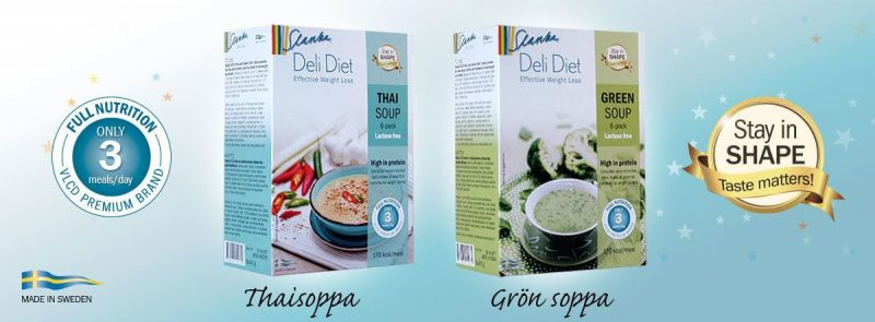 Slanka-VLCD-soppa-gron-thai