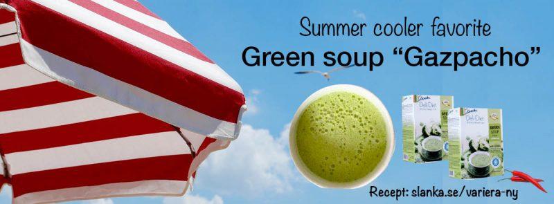 OK_Sista_Banner Green Gazpacho soup