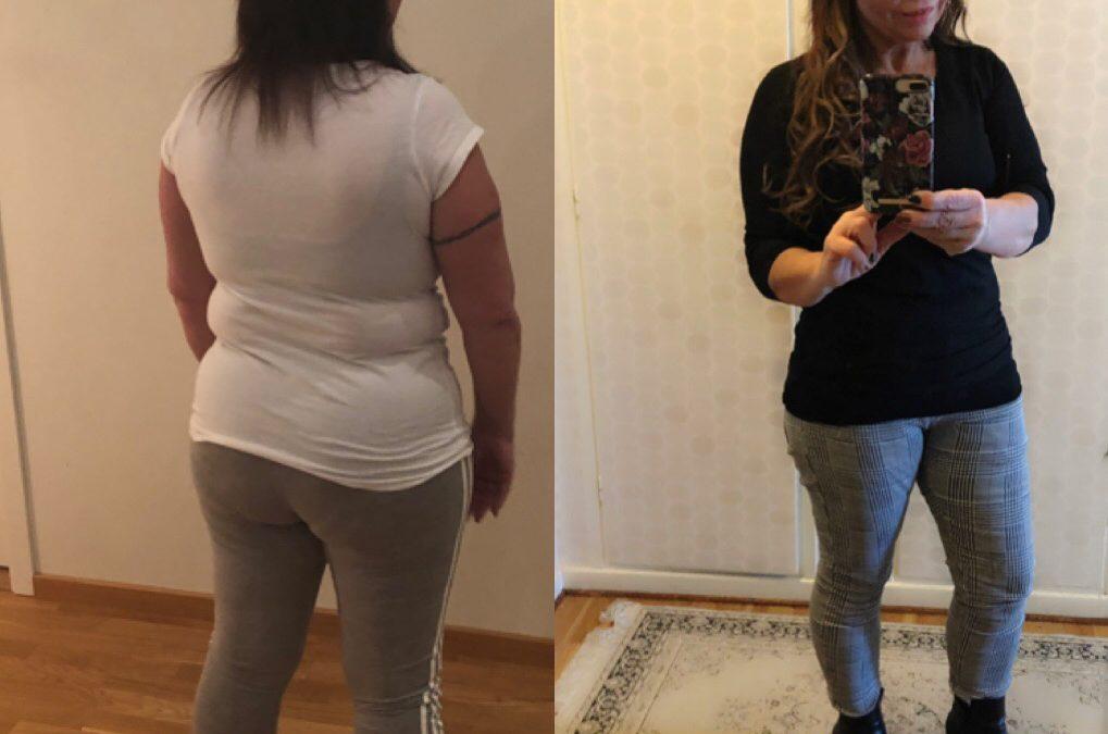 Laddad inför att ta de sista 7 kilona – häng på du också!