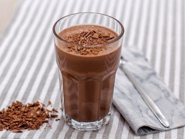 Choklad shake, godaste måltidsersättning