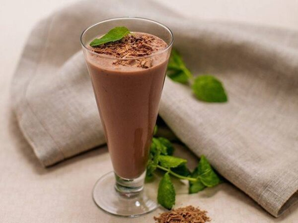 Slanka Deli Diet MintChoklad , lyxig VLCD-shake
