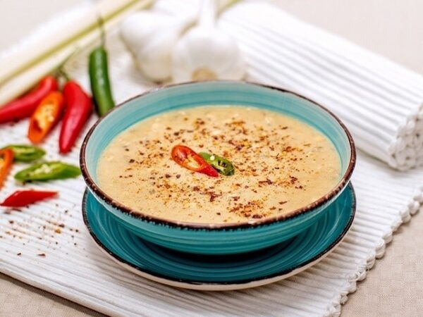 Slanka Deli Diet Thai soppa - Kalorisnål soppa med sting!