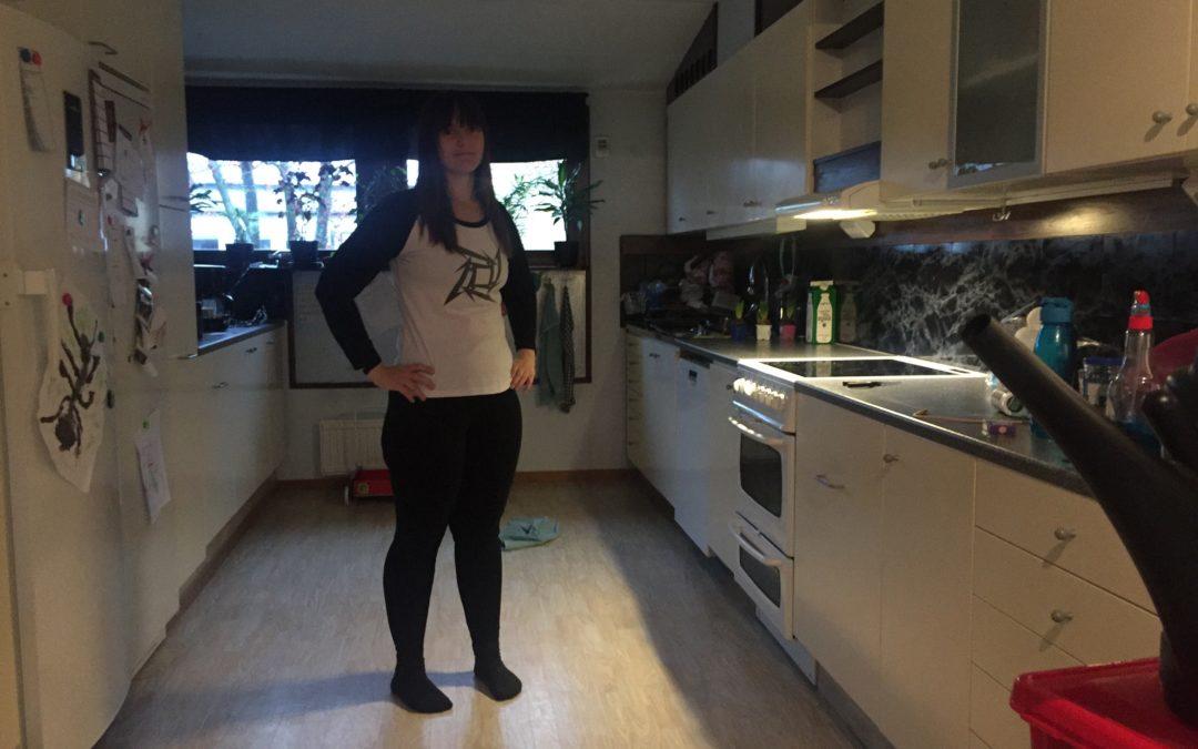 Jag är -18,9 kg lättare efter 12 veckor på Slanka Maxi