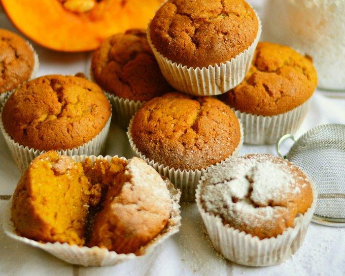 Slanka muffins utan mjöl och socker