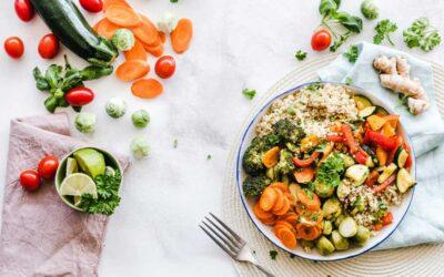 Grönsaker – en superkälla till högkvalitativa kalorier