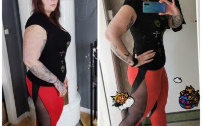 Helena -24,8 kg: Mina strategier och tänk för en lyckad viktresa